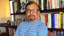 Author of Jan/Feb 2019 at Spillwords.com - Dilip Mohapatra