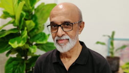 Author of the Month of November 2020 - GS. Subbu at Spillwords.com