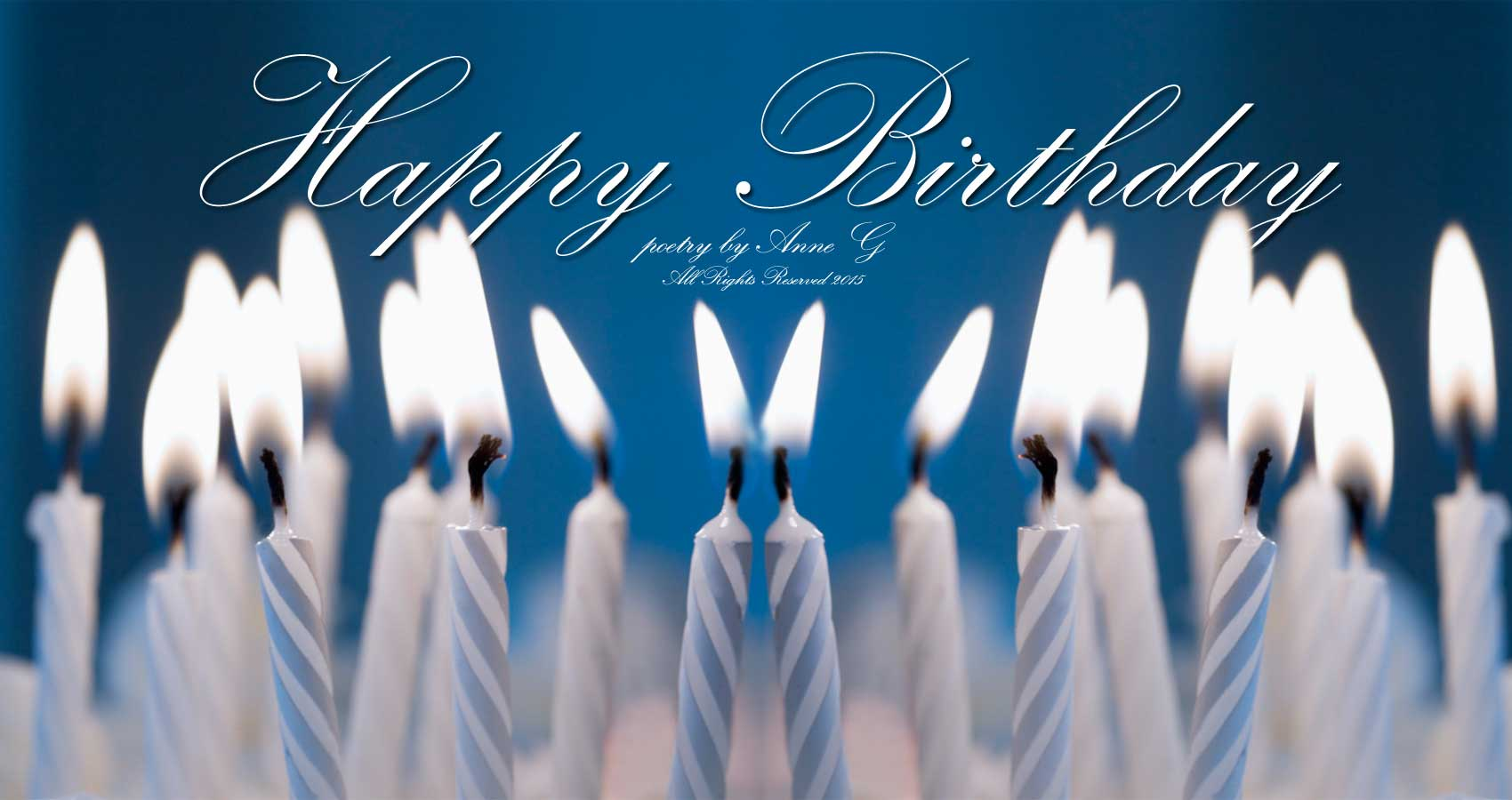 spillwords.com Happy Birthday by Anne G
