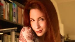 Author of the Month of August 2021 - Julia R. DeStefano at Spillwords.com