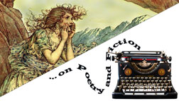 "ublication of the Month of June 2018 - ...on Poetry and Fiction - Just ""One Word"" Away (""Love"") written by Phyllis P. Colucci at Spillwords.com"