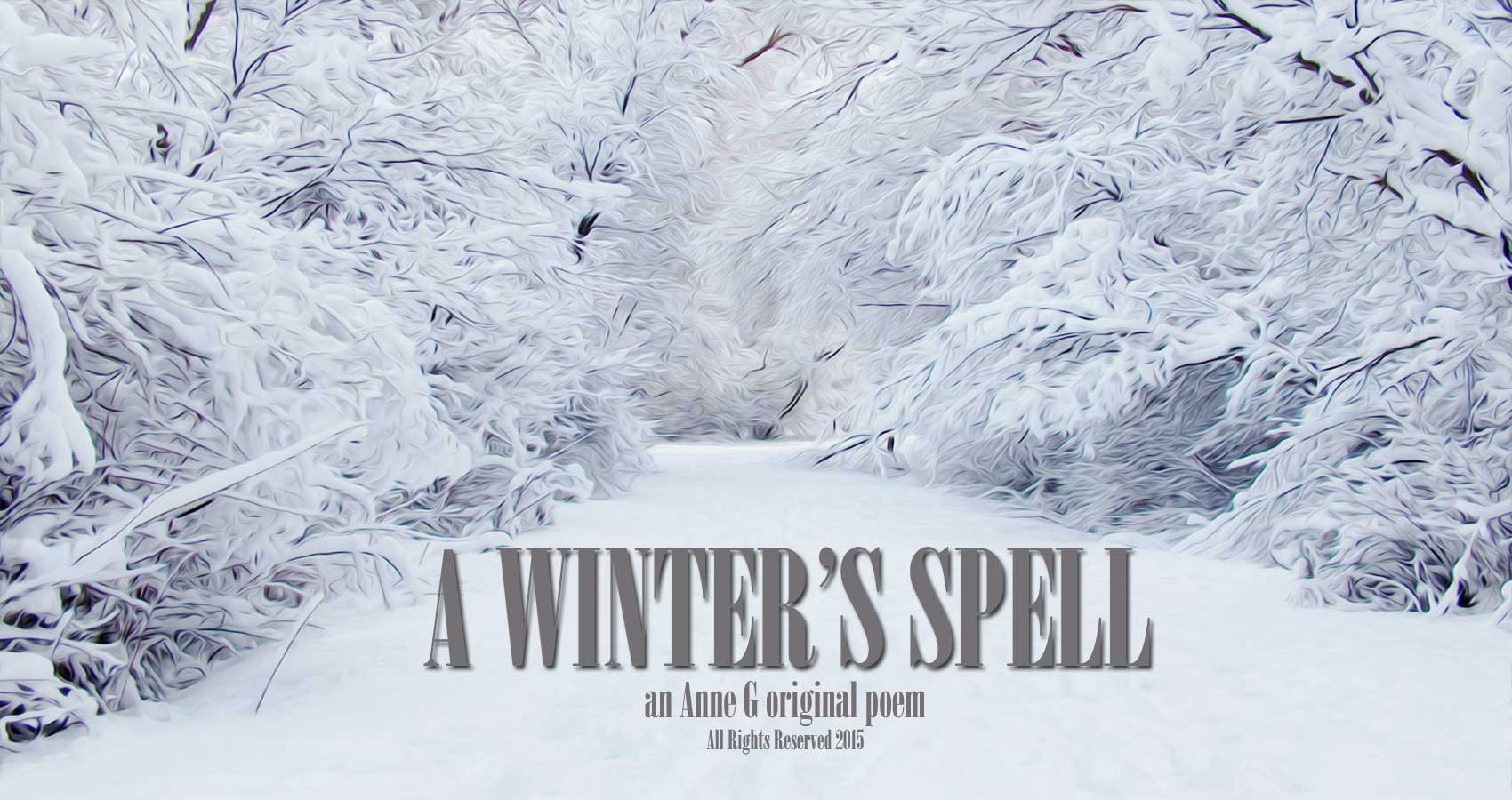 spillwords.com A Winter's Spell by Anne G