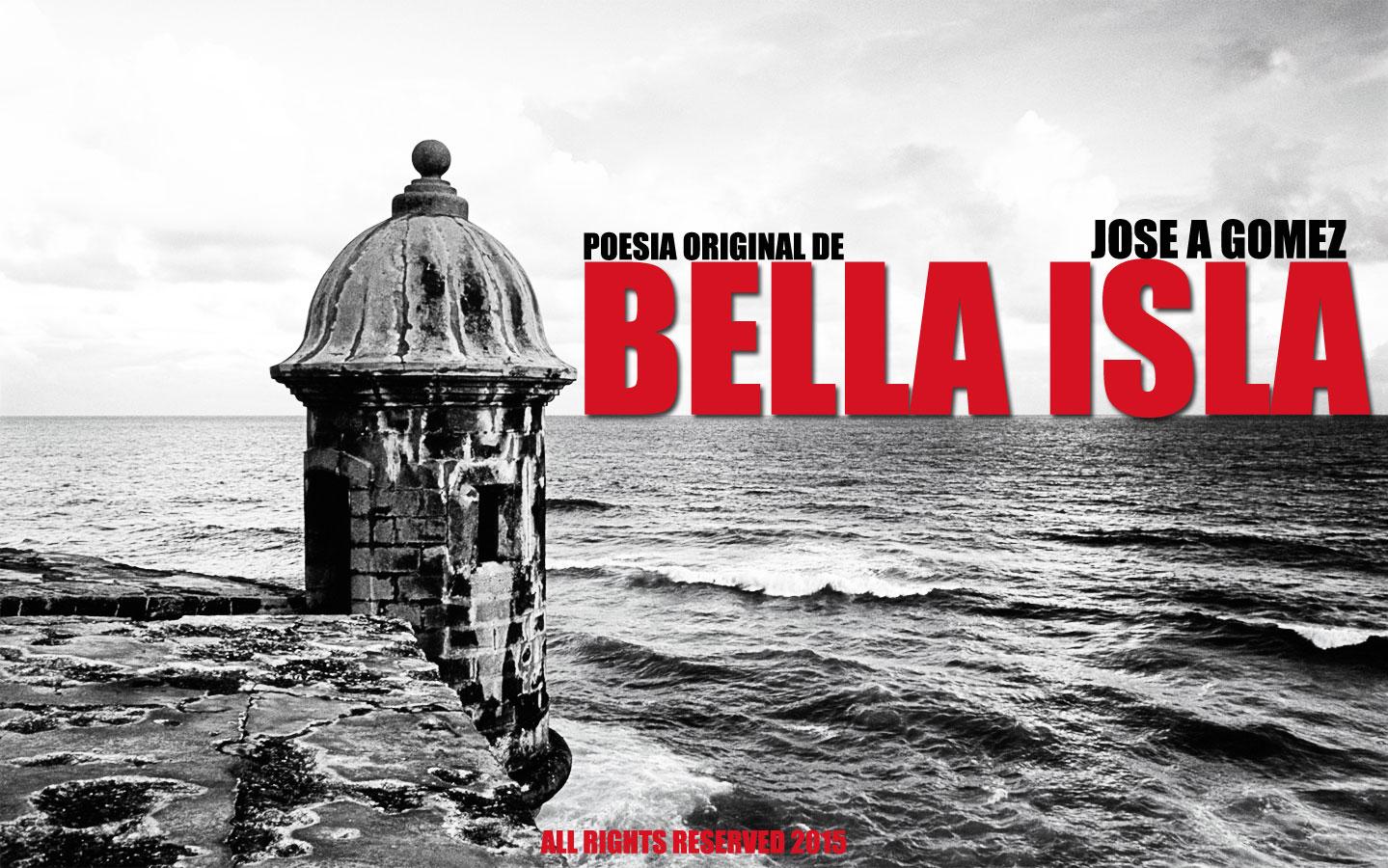 spillwords.com Bella isla by Jose a Gomez