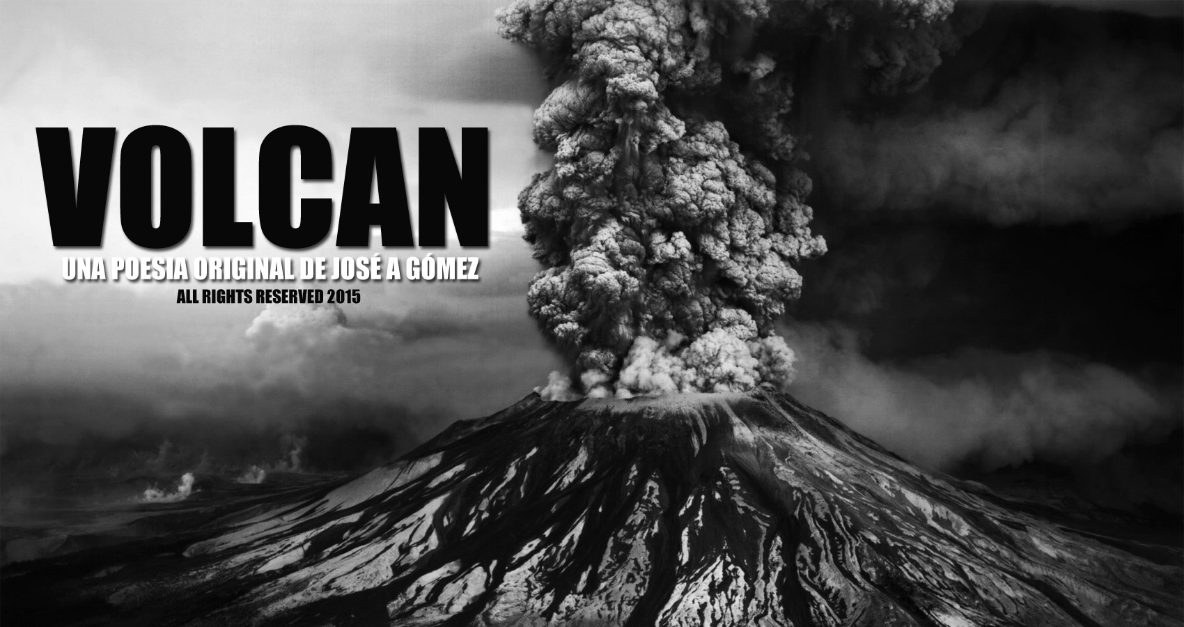 spillwords.com Volcan by Jose A Gomez