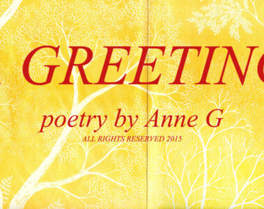 A Greeting at spillwords.com by Anne G