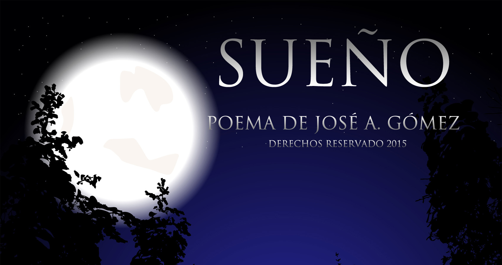 Sueño a poem at spillwords.com by José A. Gómez