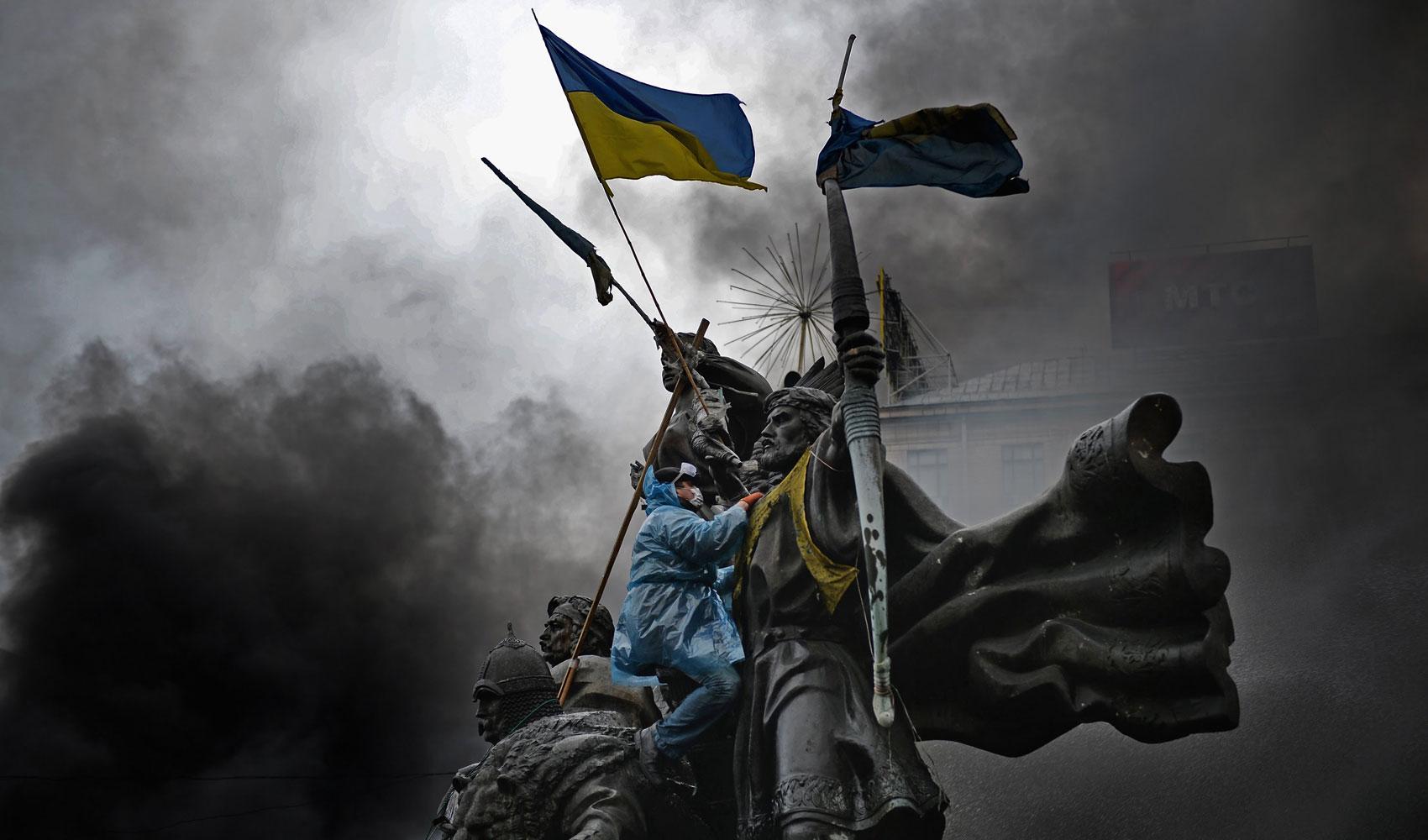 Ukraine Abandoned at Spillwords.com
