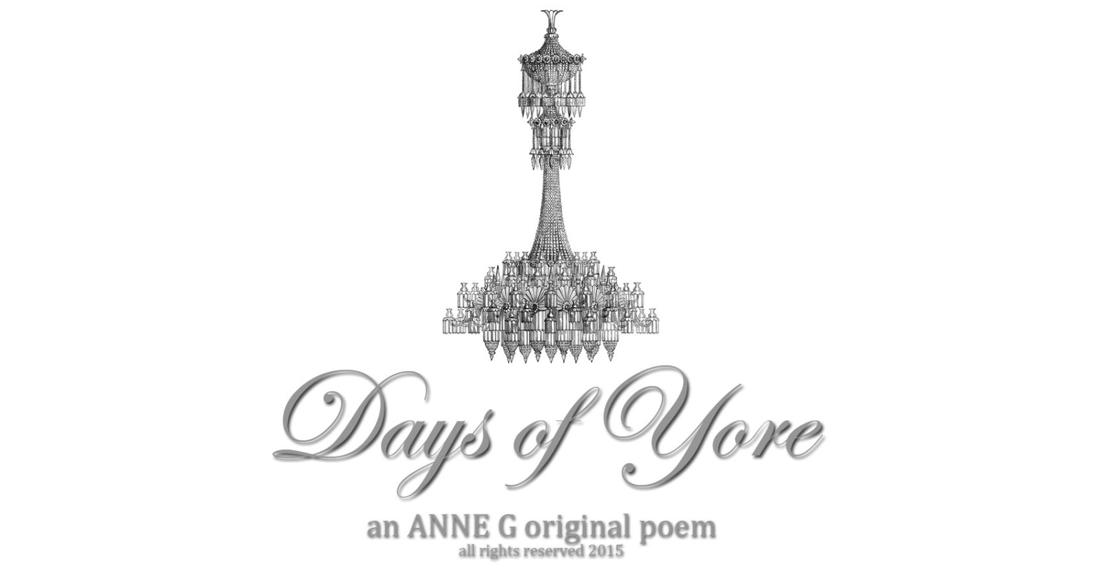 Days of Yore by Anne G at spillwords.com