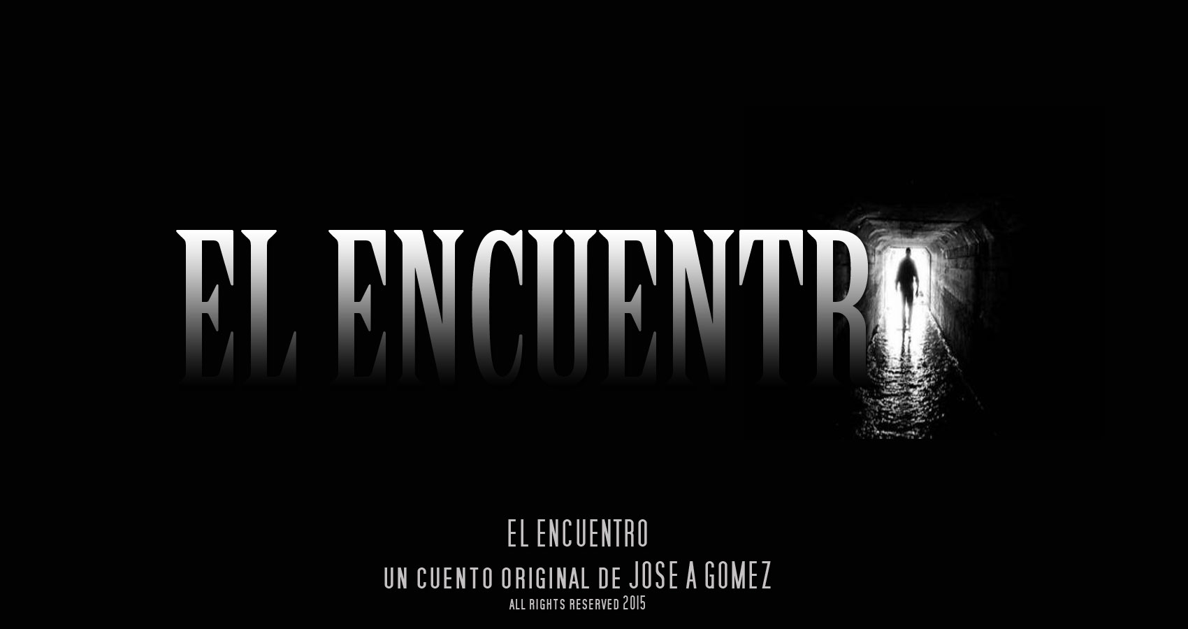 El Encuentro by Jose A Gomez at Spillwords.com