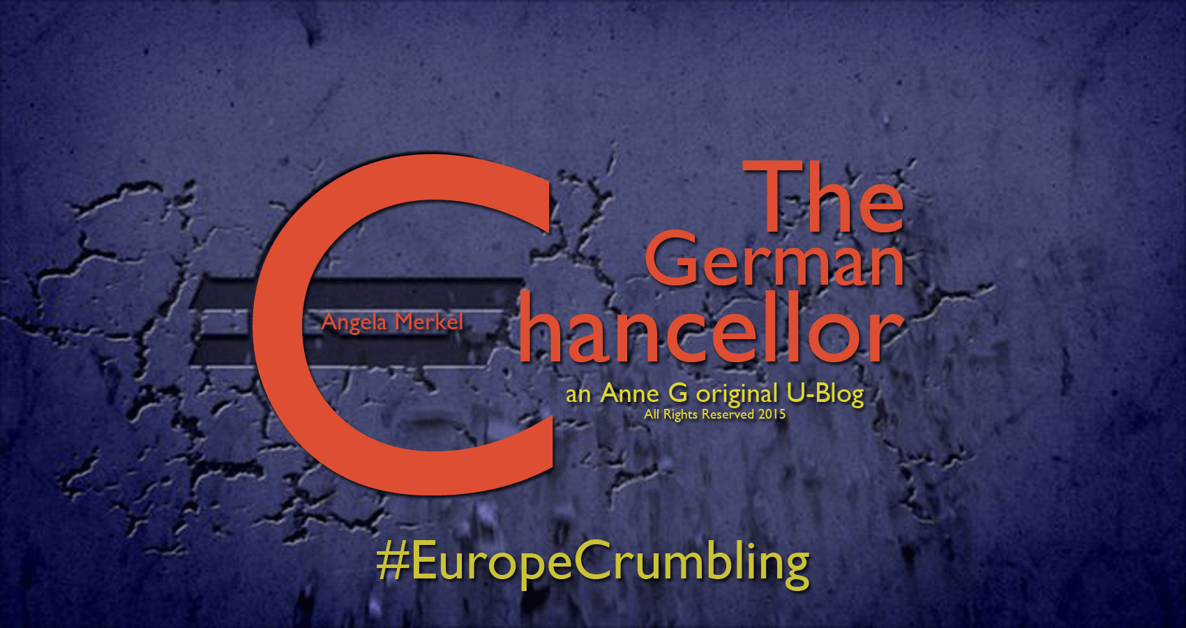 spillwords.com The german Chancellor by Anne G