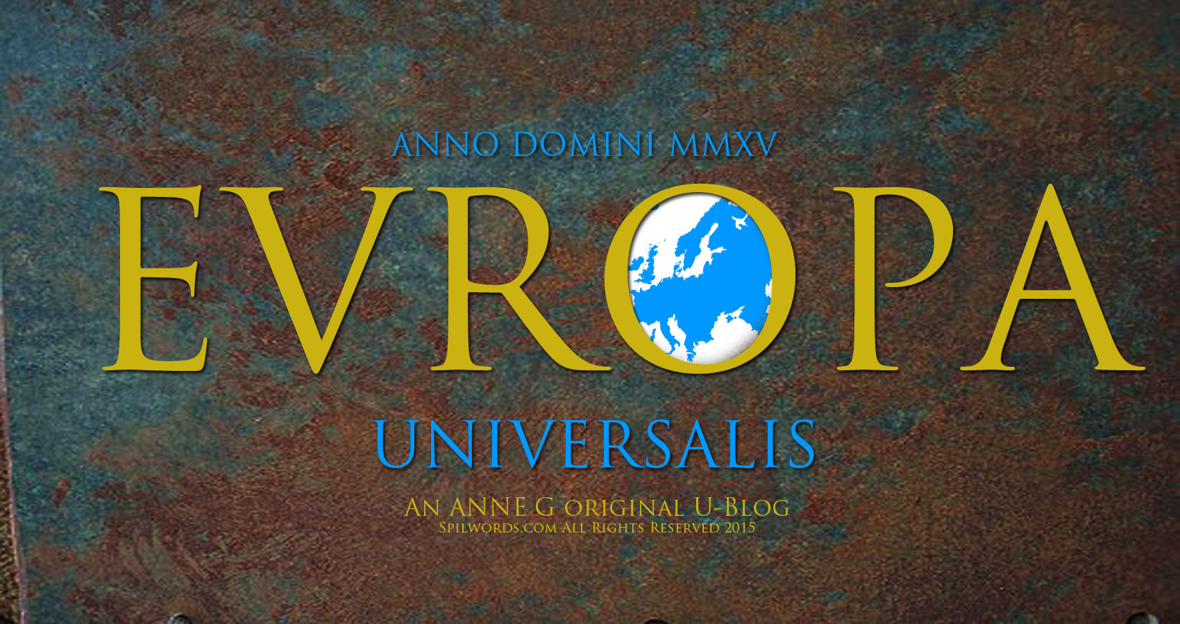 Europa Universalis a spillwords Original Anne G U-Blog Greeks dreamt it, Romans built it