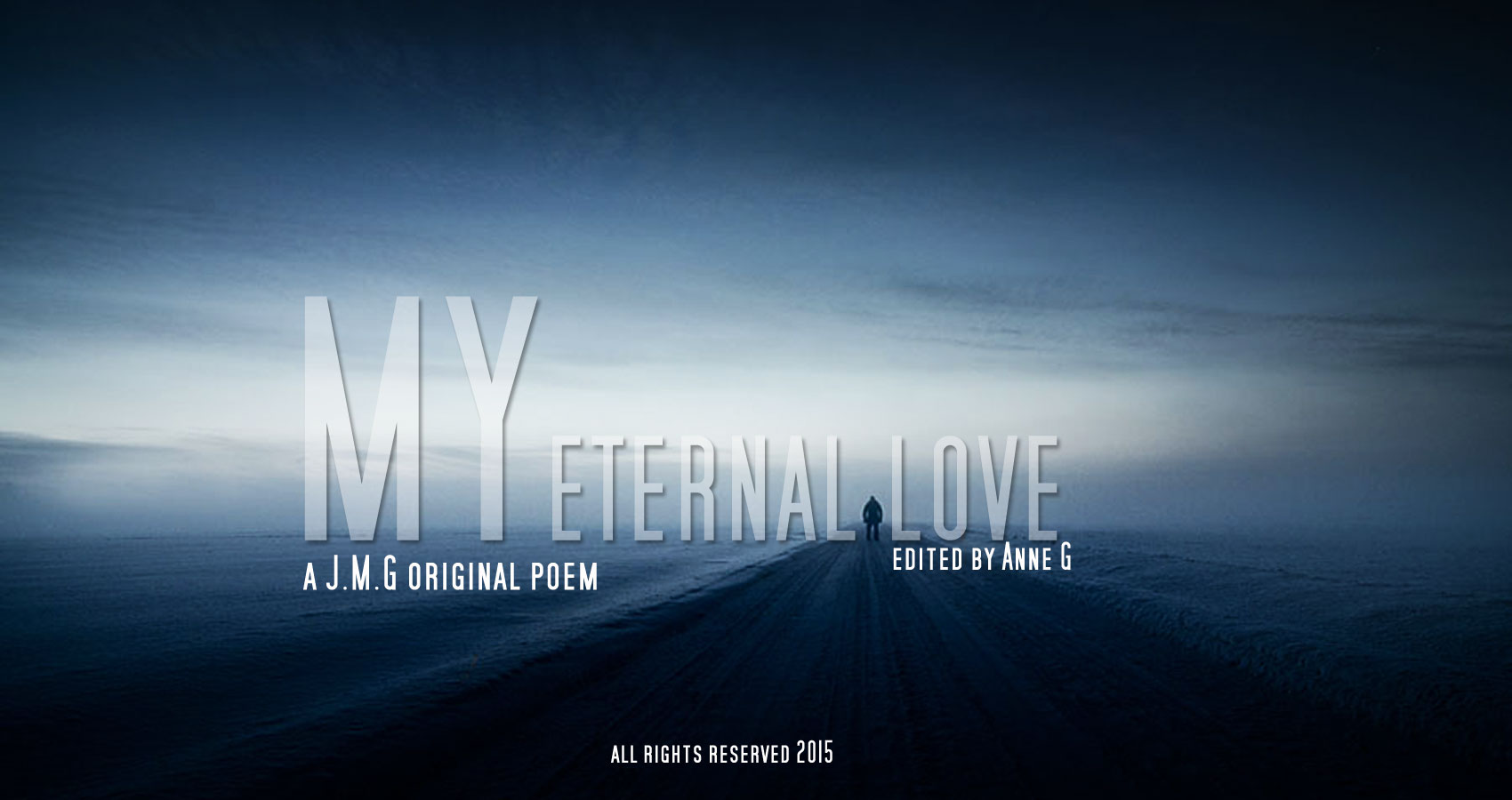 spillwords.com My Eternal Love by J.M.G.
