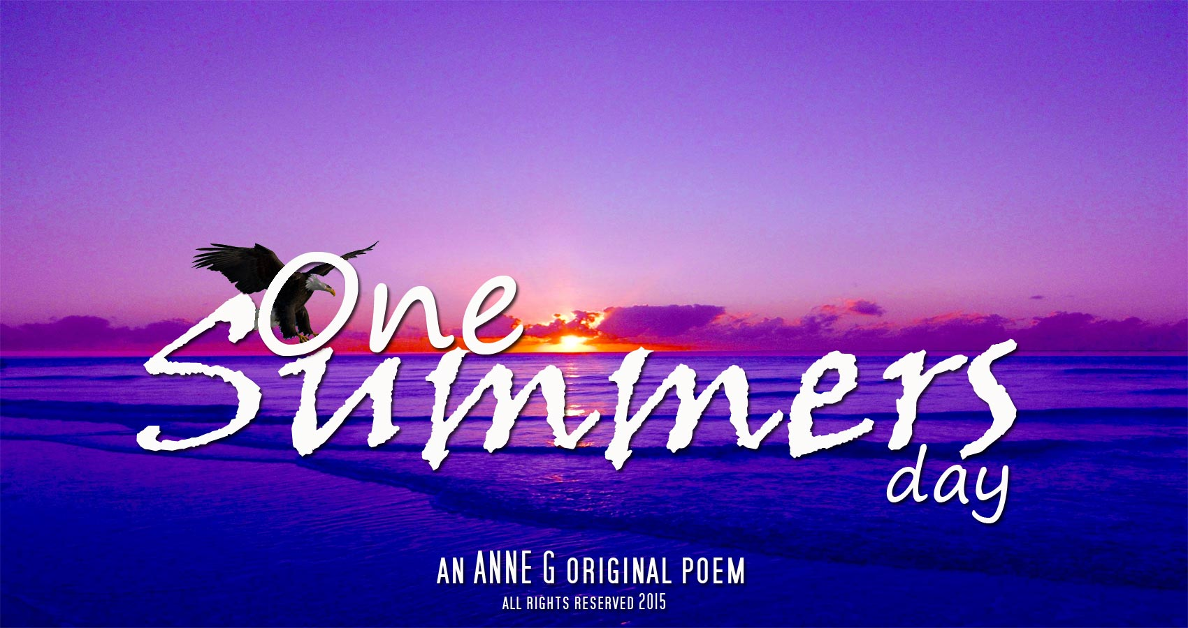 spillwords.com One Summer's Day Anne G