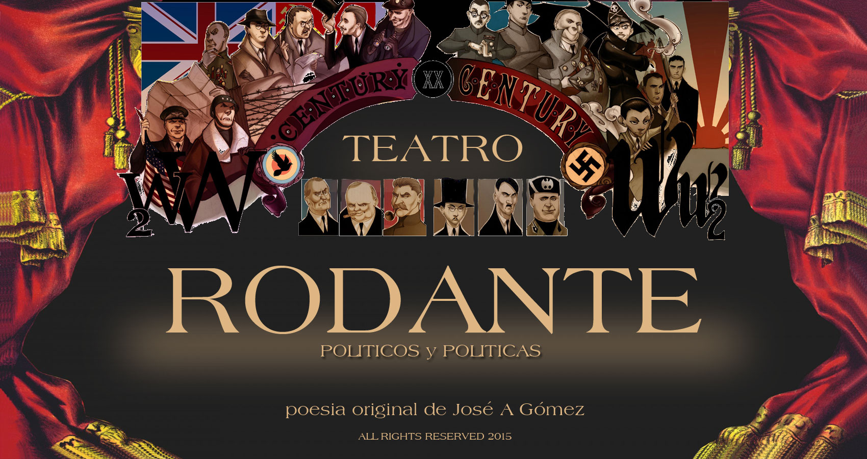 spillwords.com Teatro Rodante by Jose A Gomez