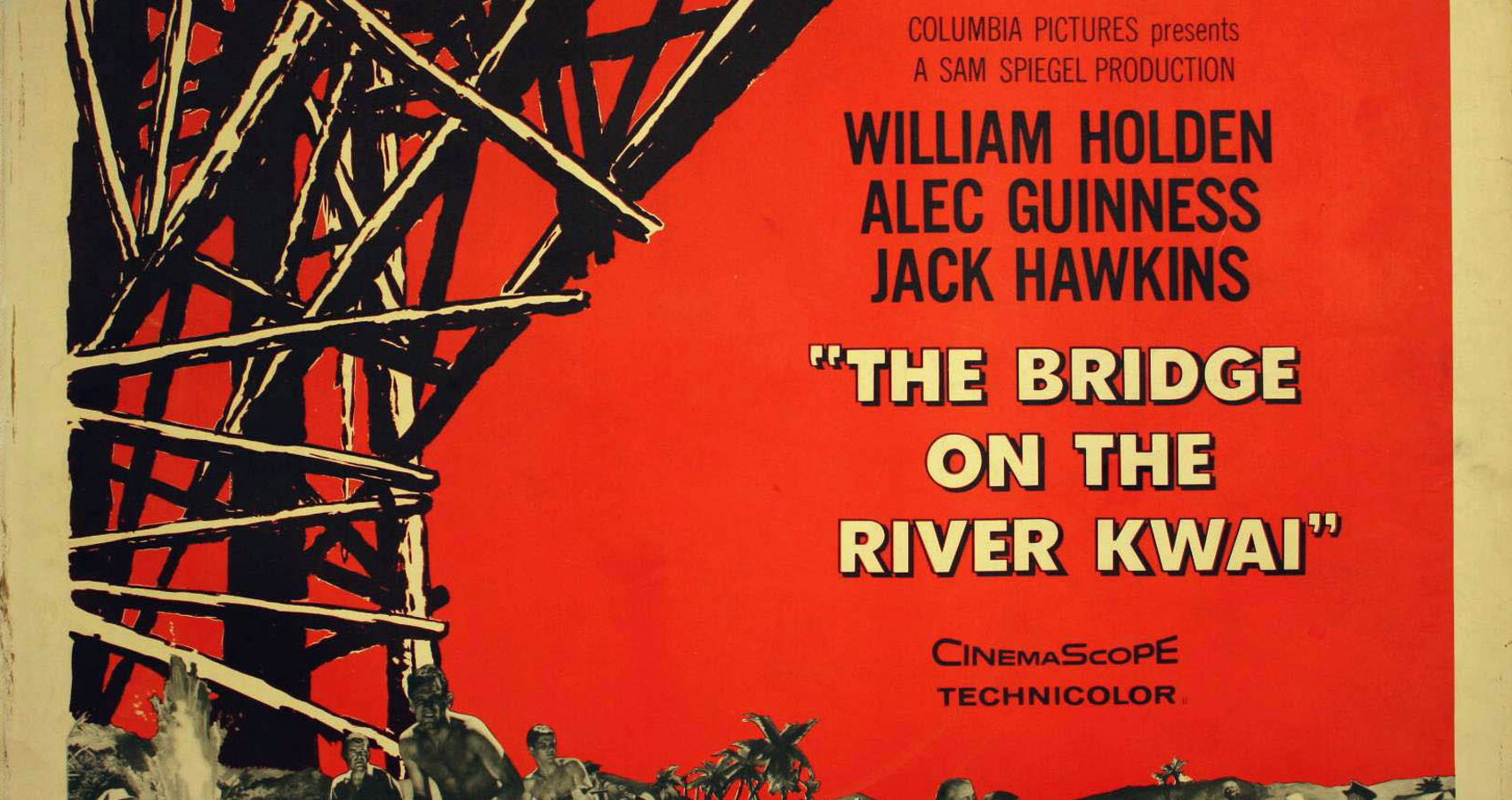 The Bridge on the River Kwai at Spillwords.com