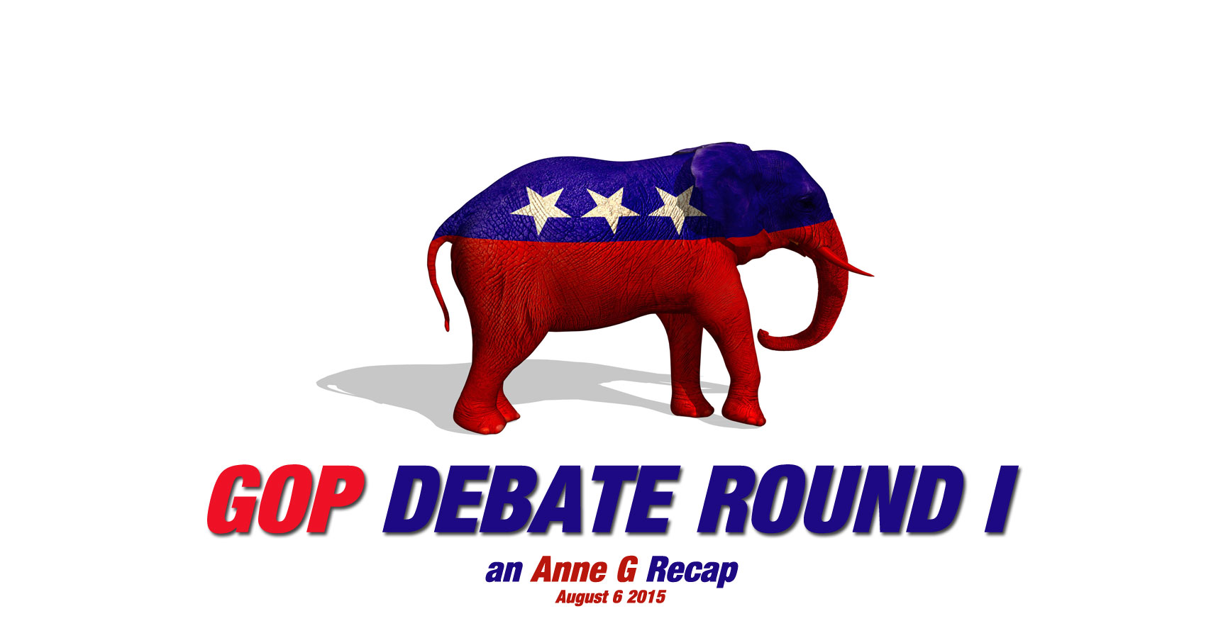 Gop Debate Round I at spillwords.com by Anne G