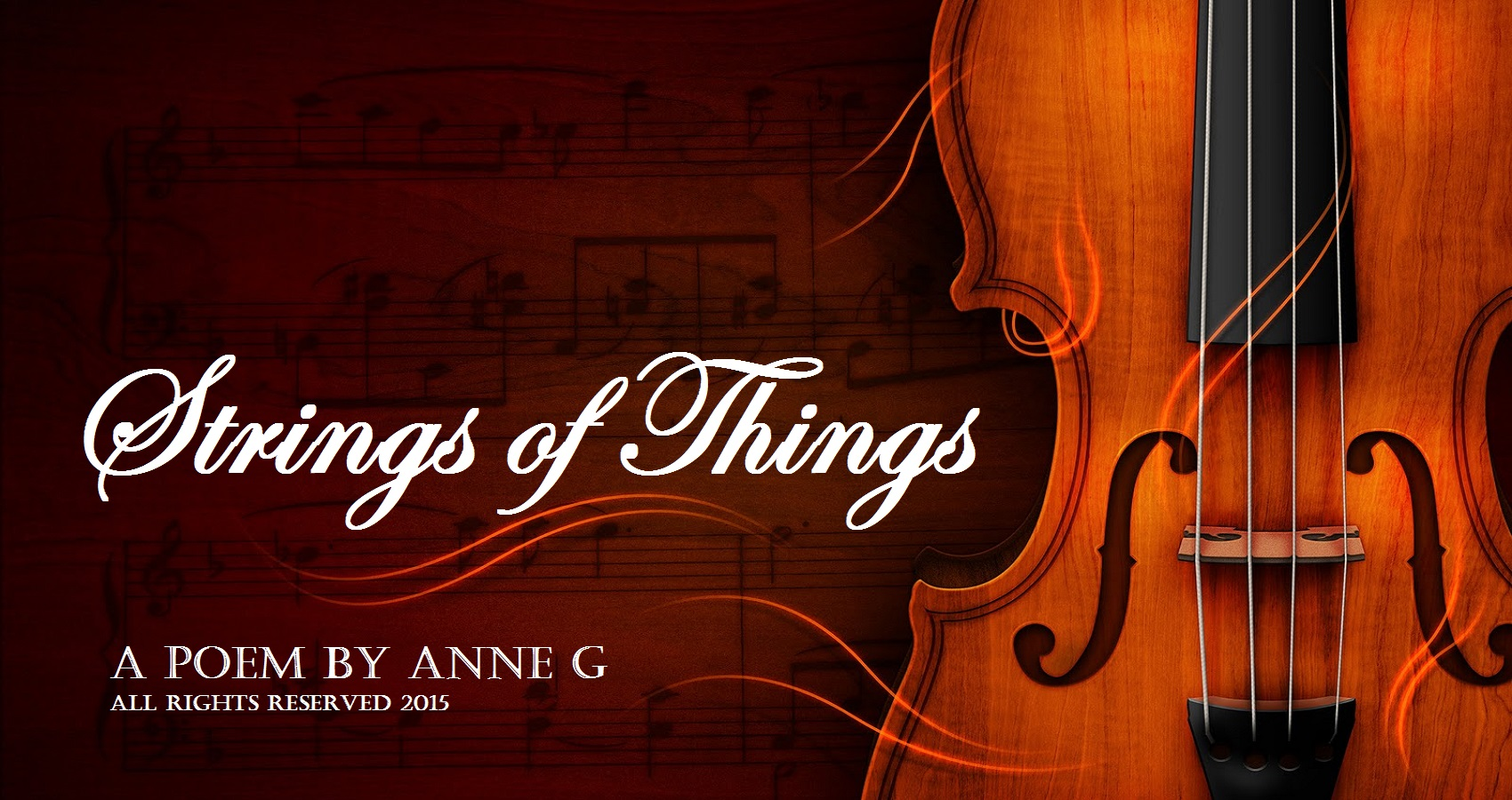 Spillwords.com Strings of Things by Anne G