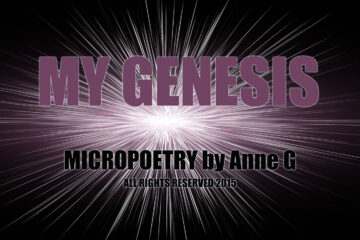 MZy Genesis by Anne G at Spillwords.com