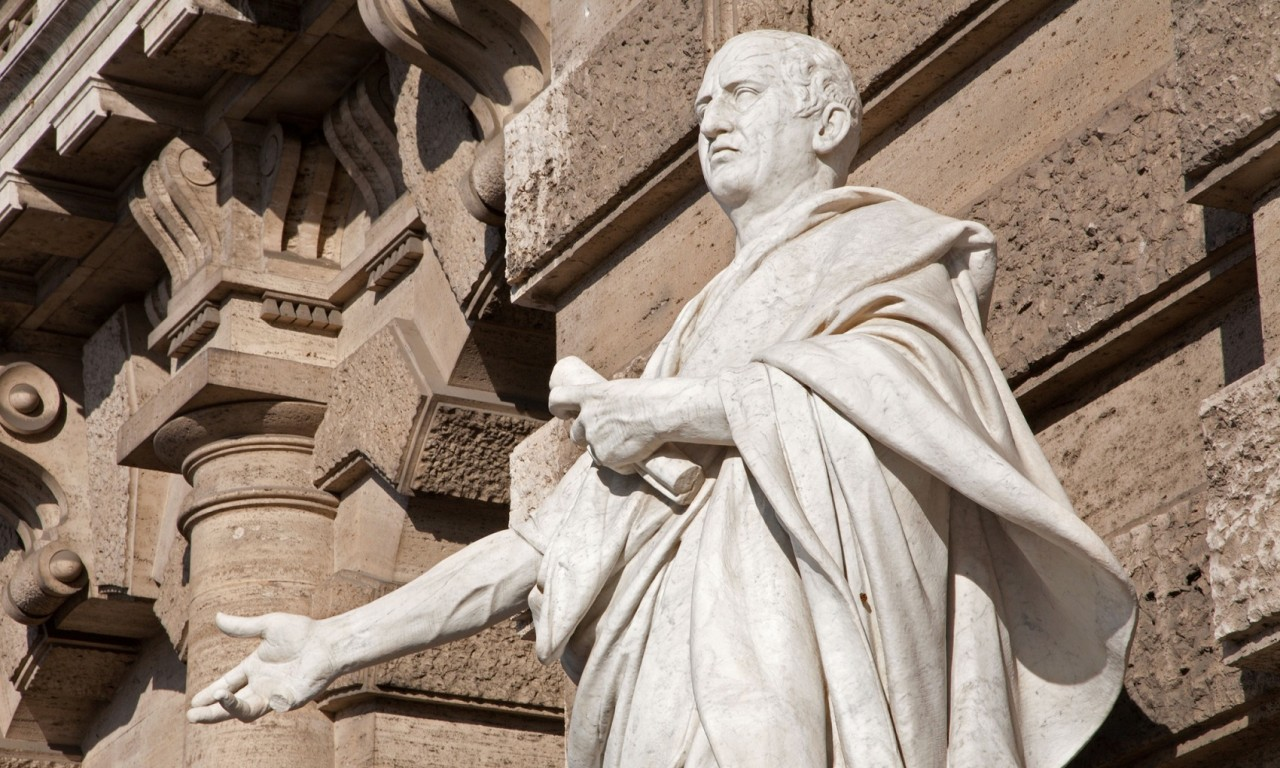 a biography and life work of cicero an ancient roman politician Cicero biography, life, interesting facts  cicero was an ancient roman politician, orator, and philosopher he is best known for the role he played during the civil wars and political instability that plagued rome in the first half of the first century bc.