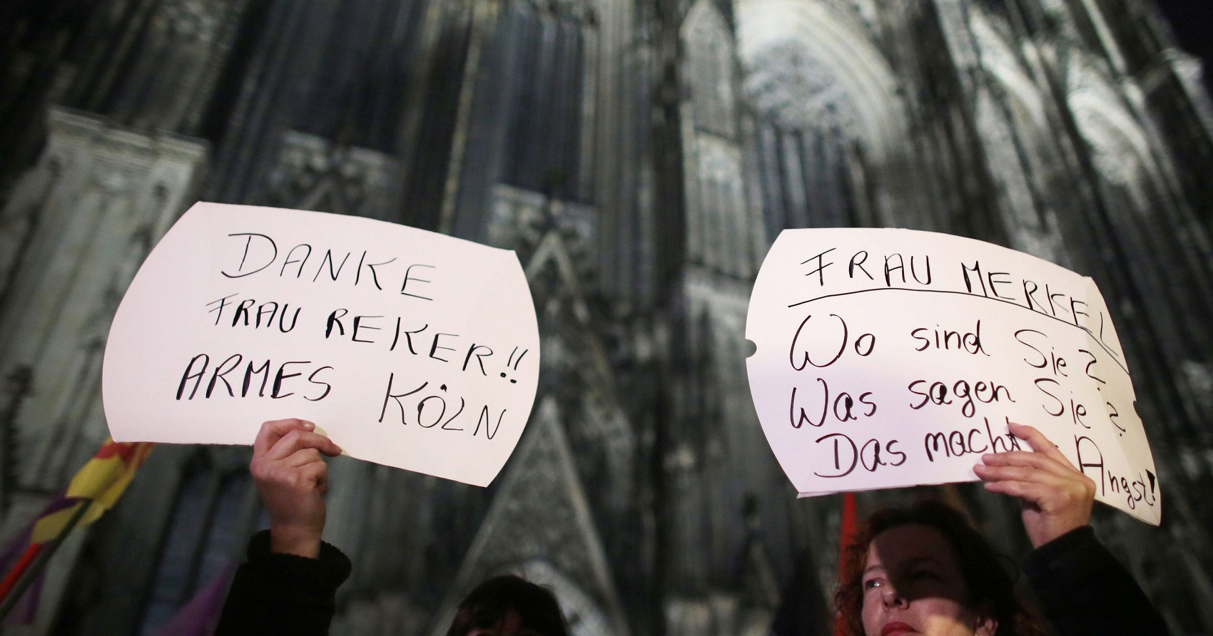 Germany Cologne New Years Attacks at spillwords.com