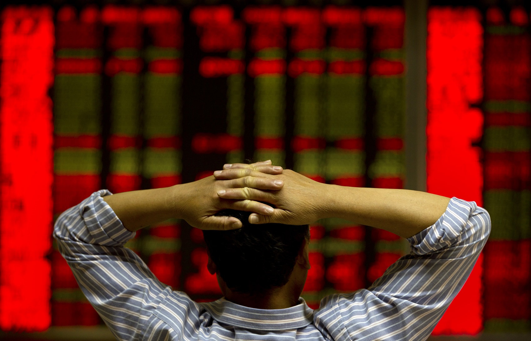 China Market Meltdown at spillwords.com