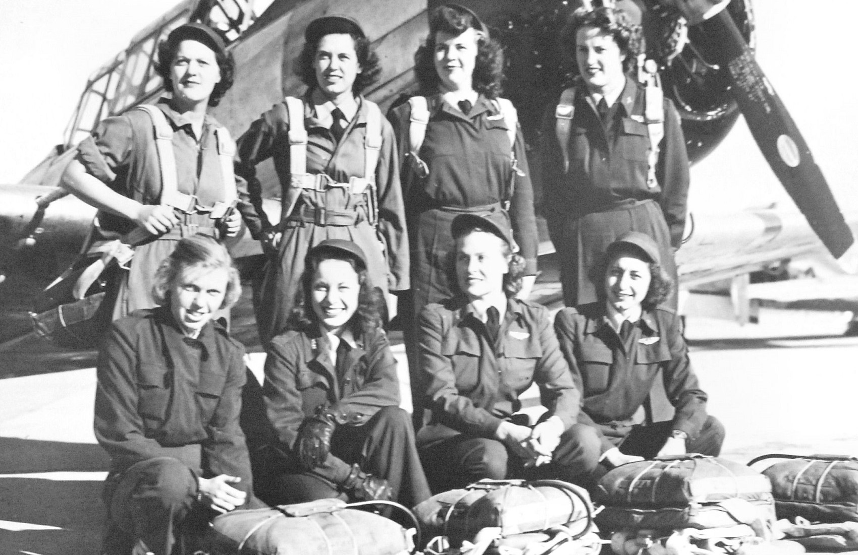 Female World War II Pilots article at spillwords.com