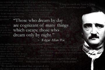 Edgar Allan Poe Stories at spillwords.com