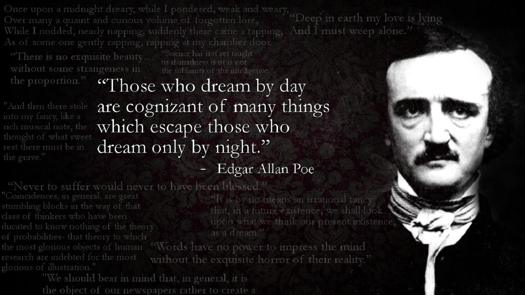 Edgar Allan Poe Stories at spillwords.com