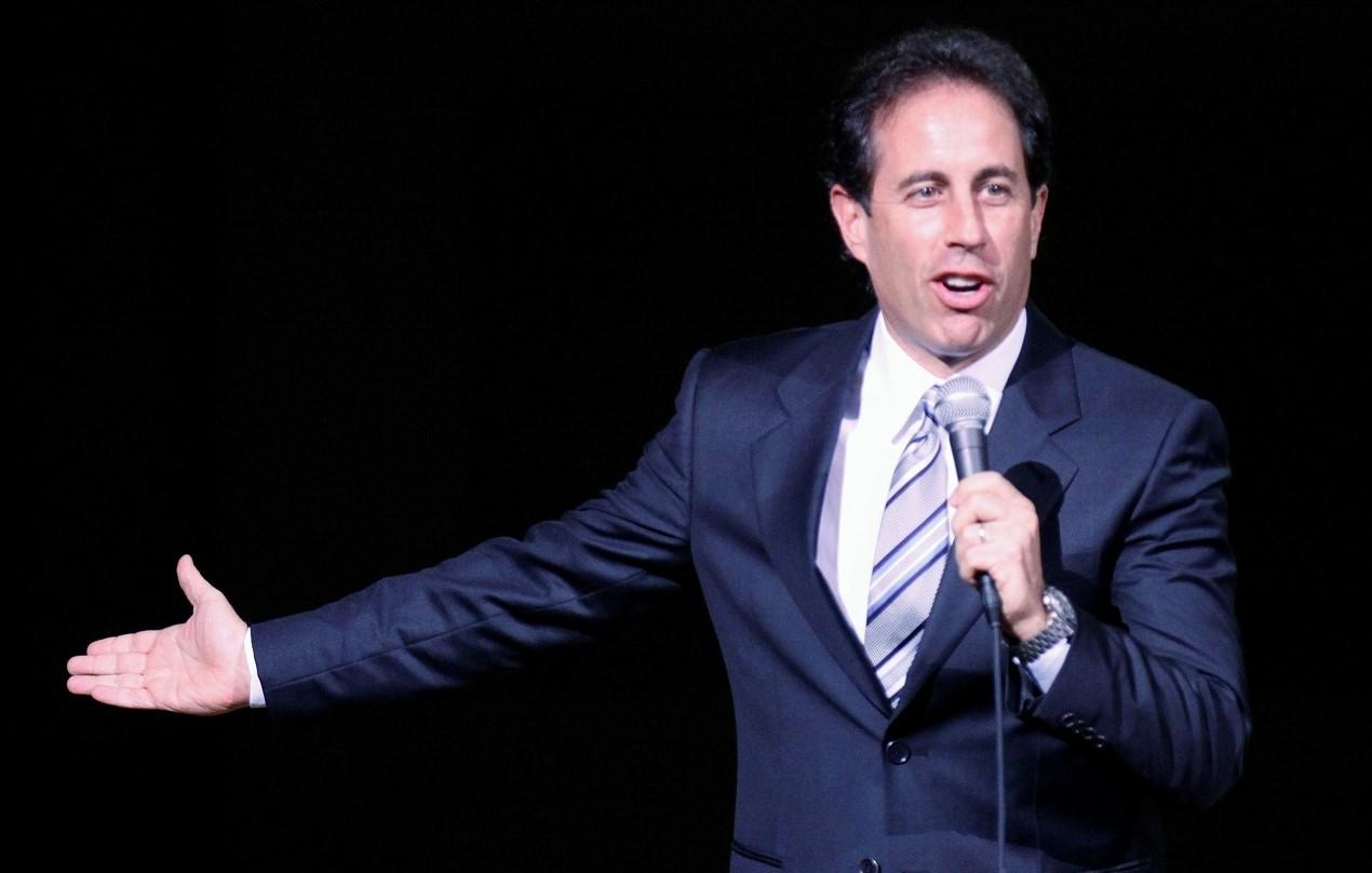 Seinfeld's 10 funniest jokes at spillwords.com
