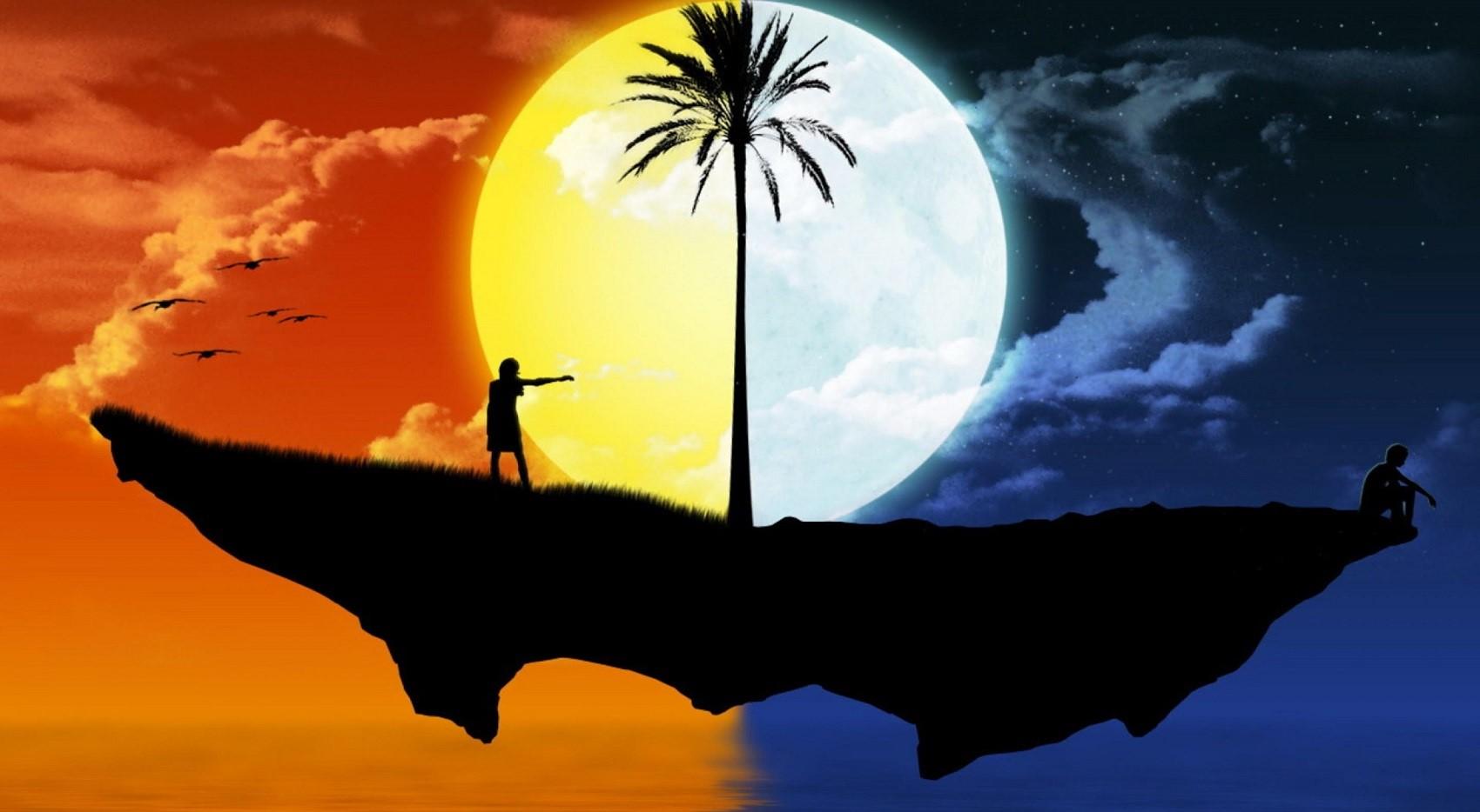 Dia Y Noche por Jose A Gomez #micropoetry #poesia at spillwords.com