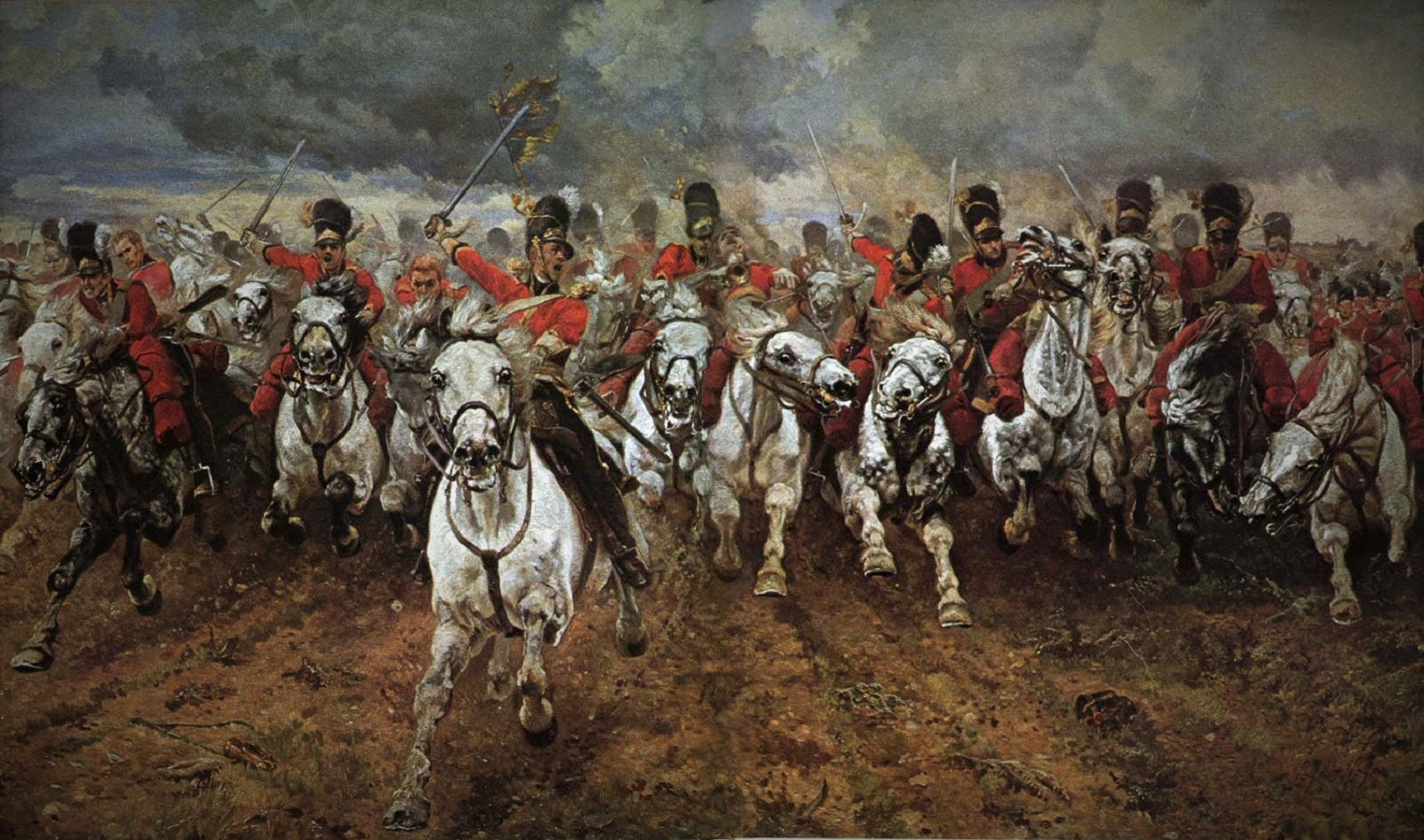 Charge of The Light Brigade at spillwords.com #Poetry