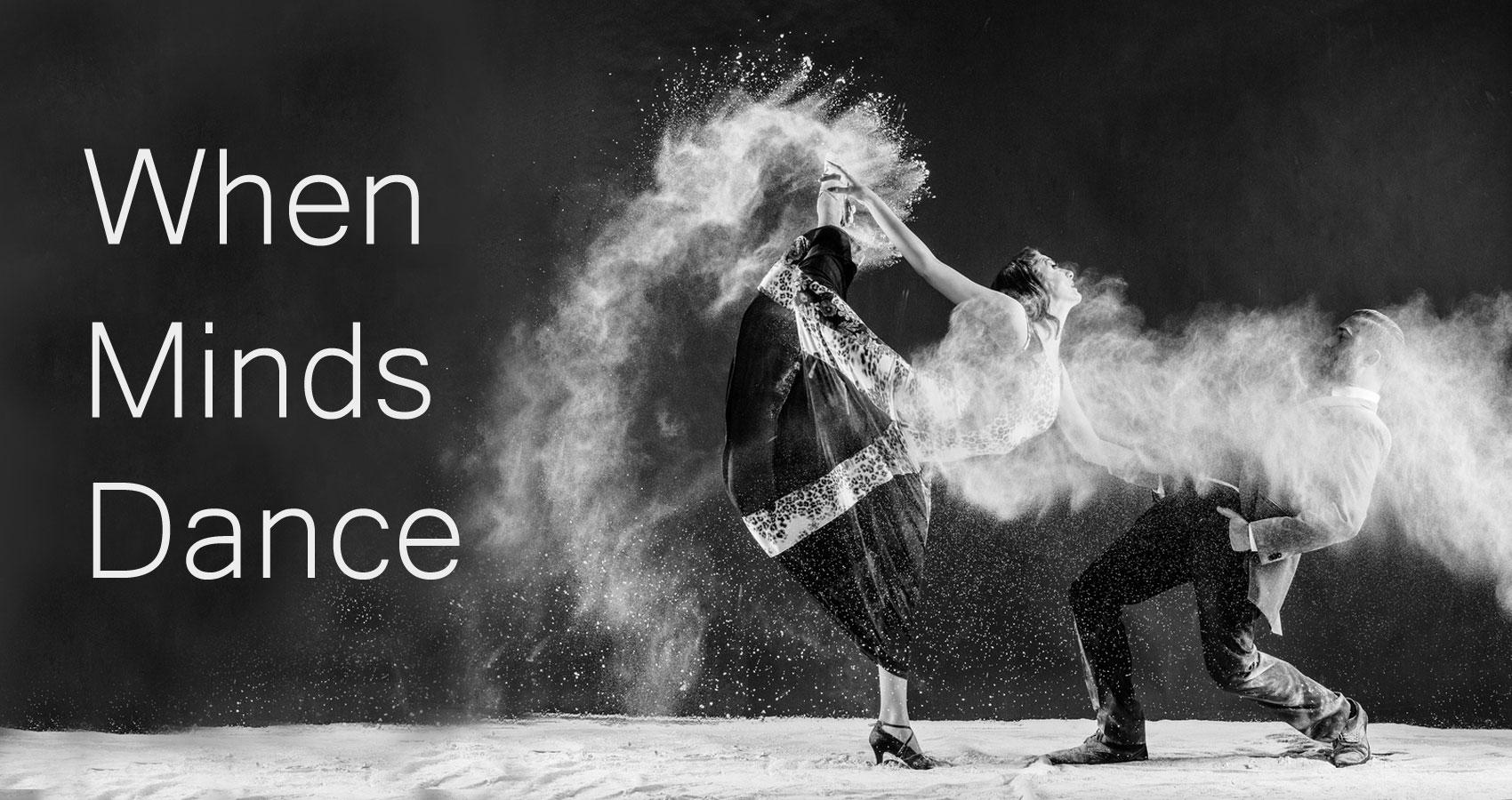 When Minds Dance at Spillwords.com