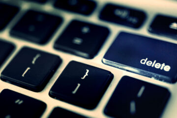 The Delete Key at Spillwords.com