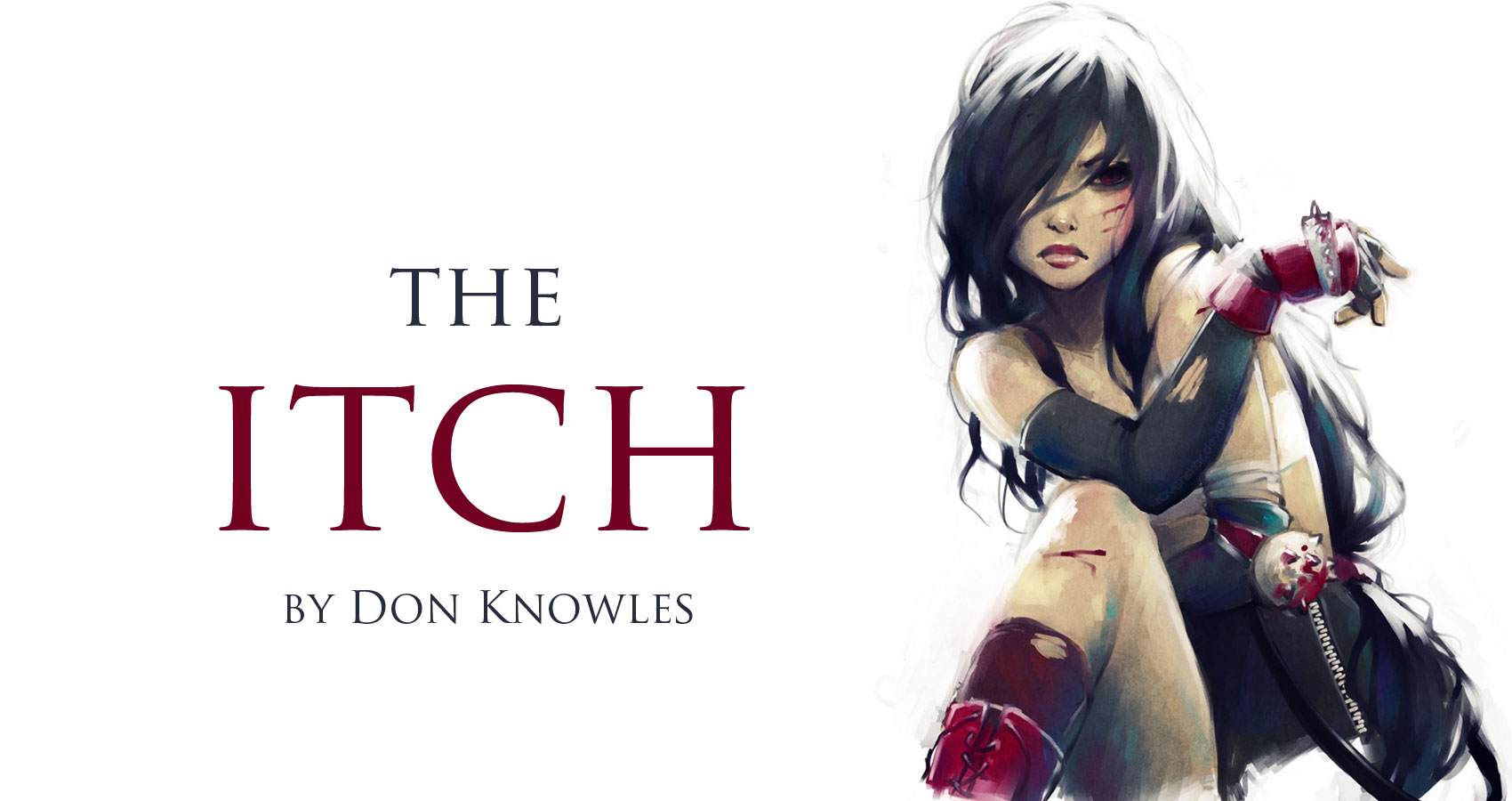 The Itch at Spillwords.com