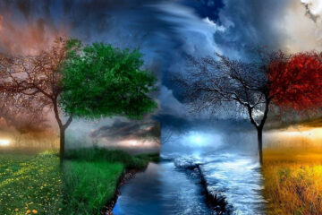 Changing Seasons at Spillwords.com