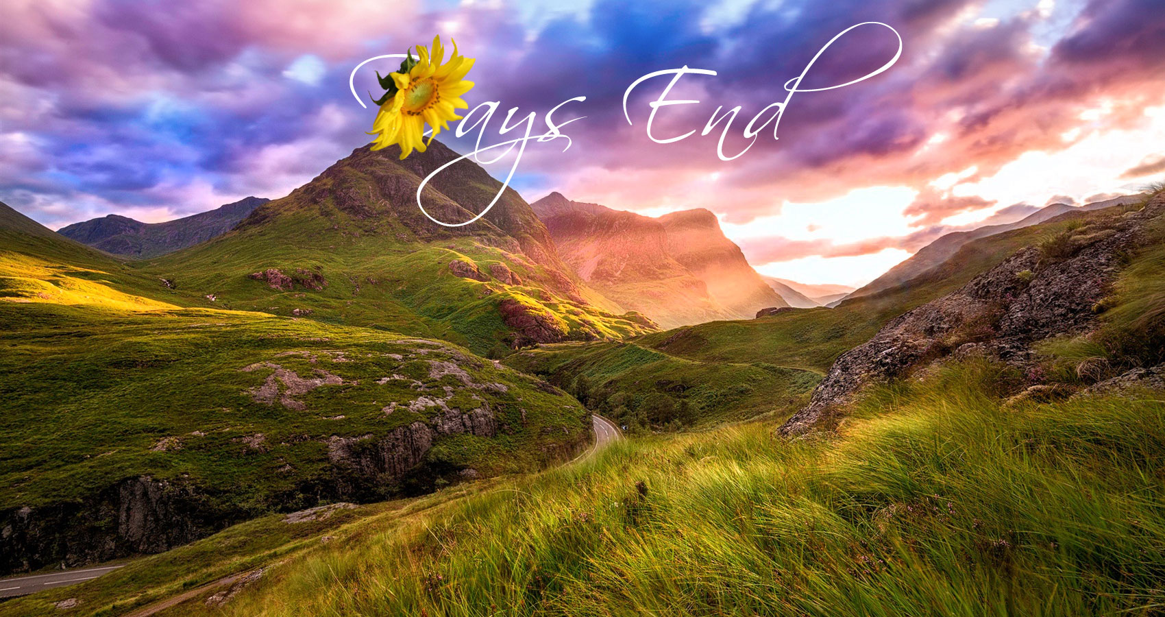 Days End by Aaron McMillan at Spillwords.com