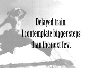 Delayed Train at Spillwords.com
