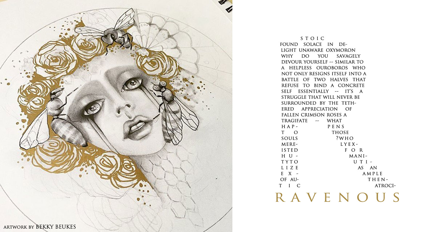 Ravenous by Rania M M Watts at Spillwords.com