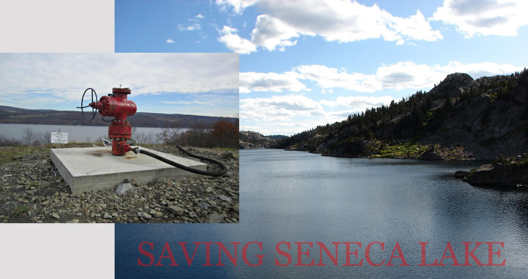 Saving Seneca Lake at Spillwords.com