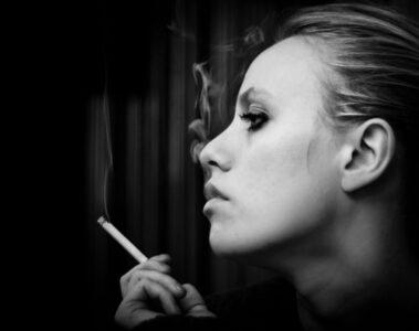Smoke got in my eyes by Alyssa Gwen at Spillwords.com