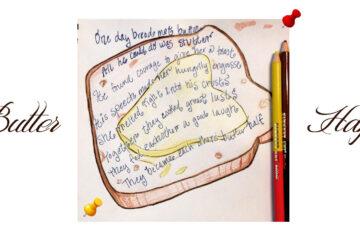 Butter Half by Elisa at Spillwords.com
