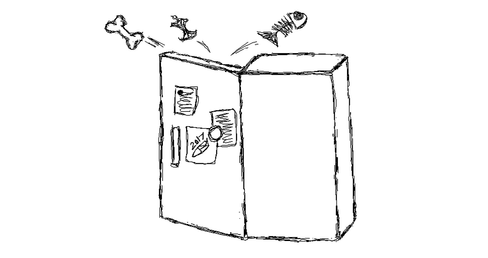 Free Range of the Fridge by Robyn MacKinnon at Spillwords.com