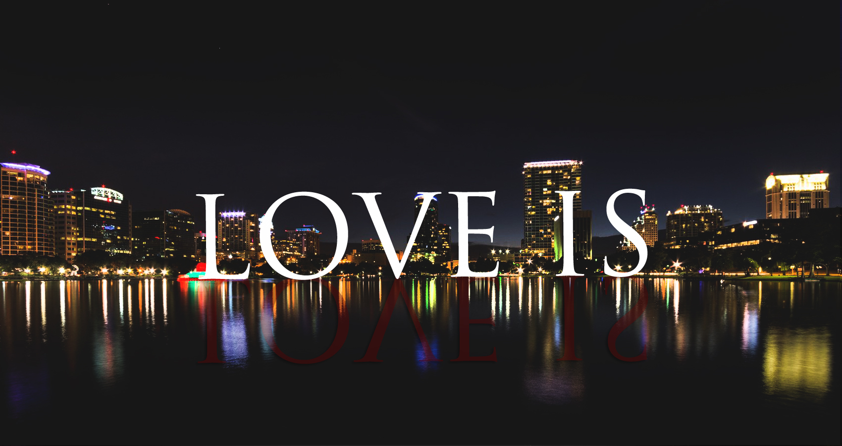 Love Is #Orlando by Leo Lavallee at Spillwords.com