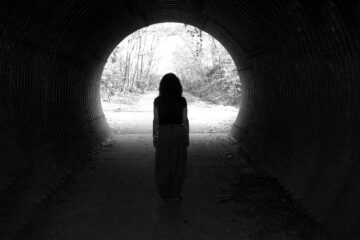 Tunnels by AngelFace44 at Spillwords.com
