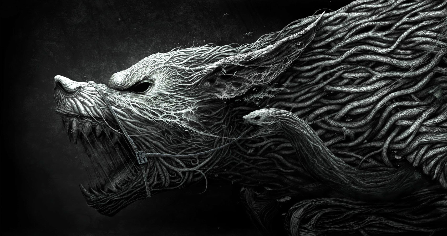 Beast Of The Darkness, by J.M.G. a.k.a. Enigma at Spillwords.com