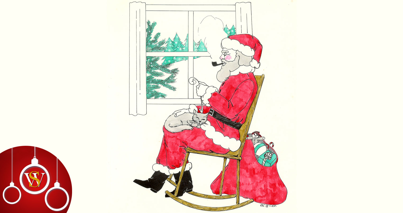 Christmas written by Ann Christine Tabaka at Spillwords.com