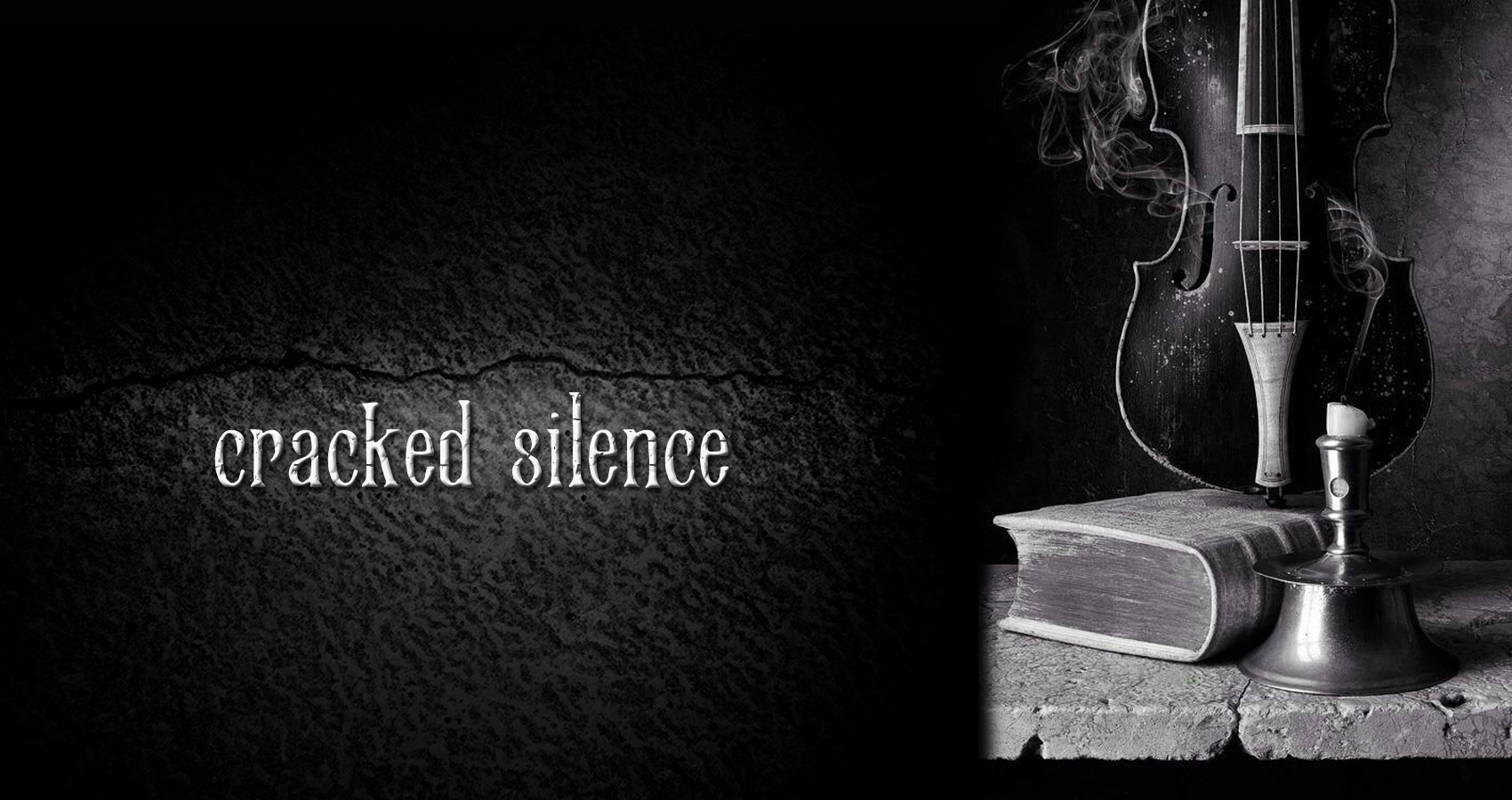 Cracked silence by Rhaster at Spillwords.com