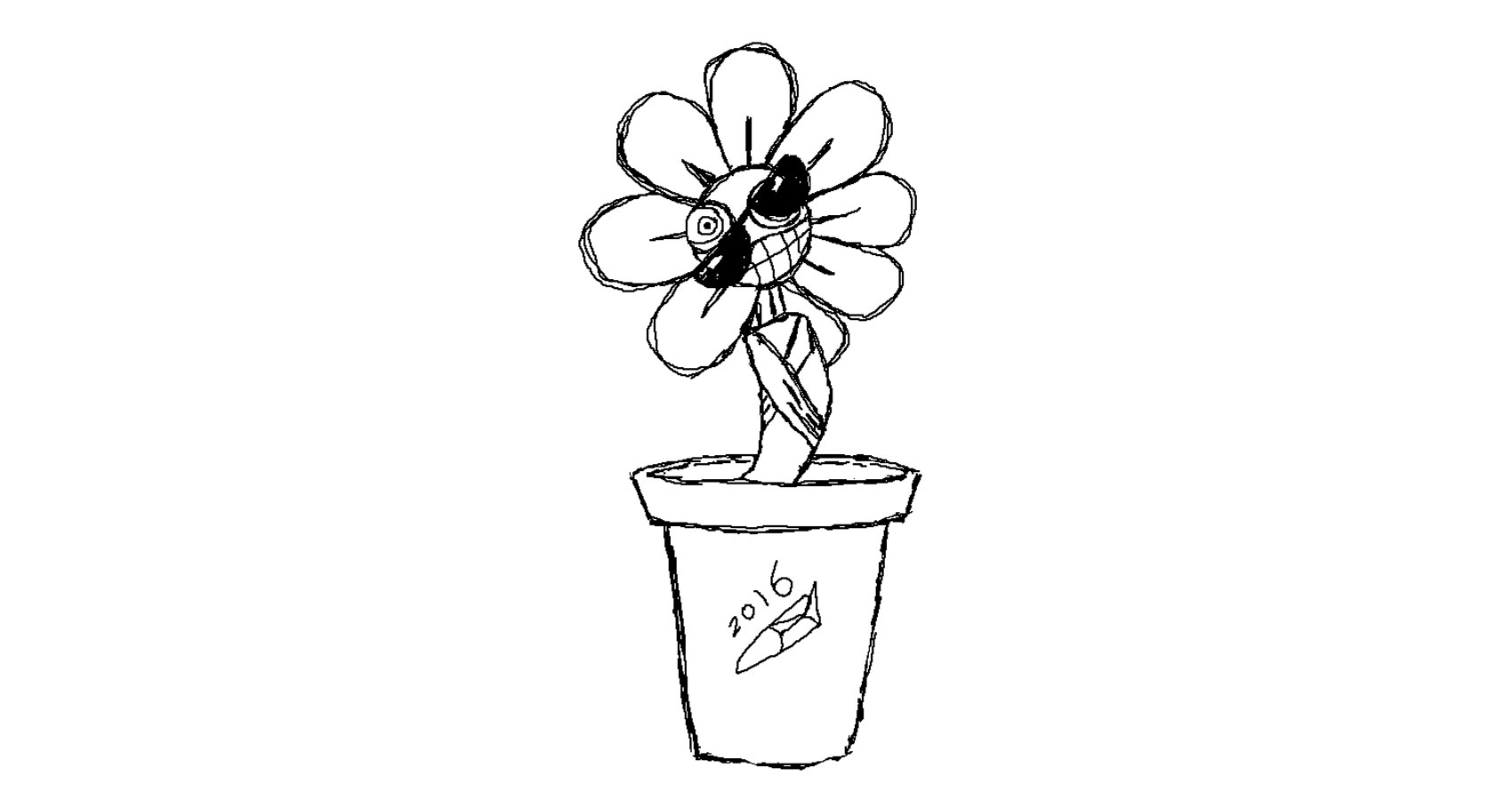 Crazy Flower by Robyn MacKinnon at Spillwords.com