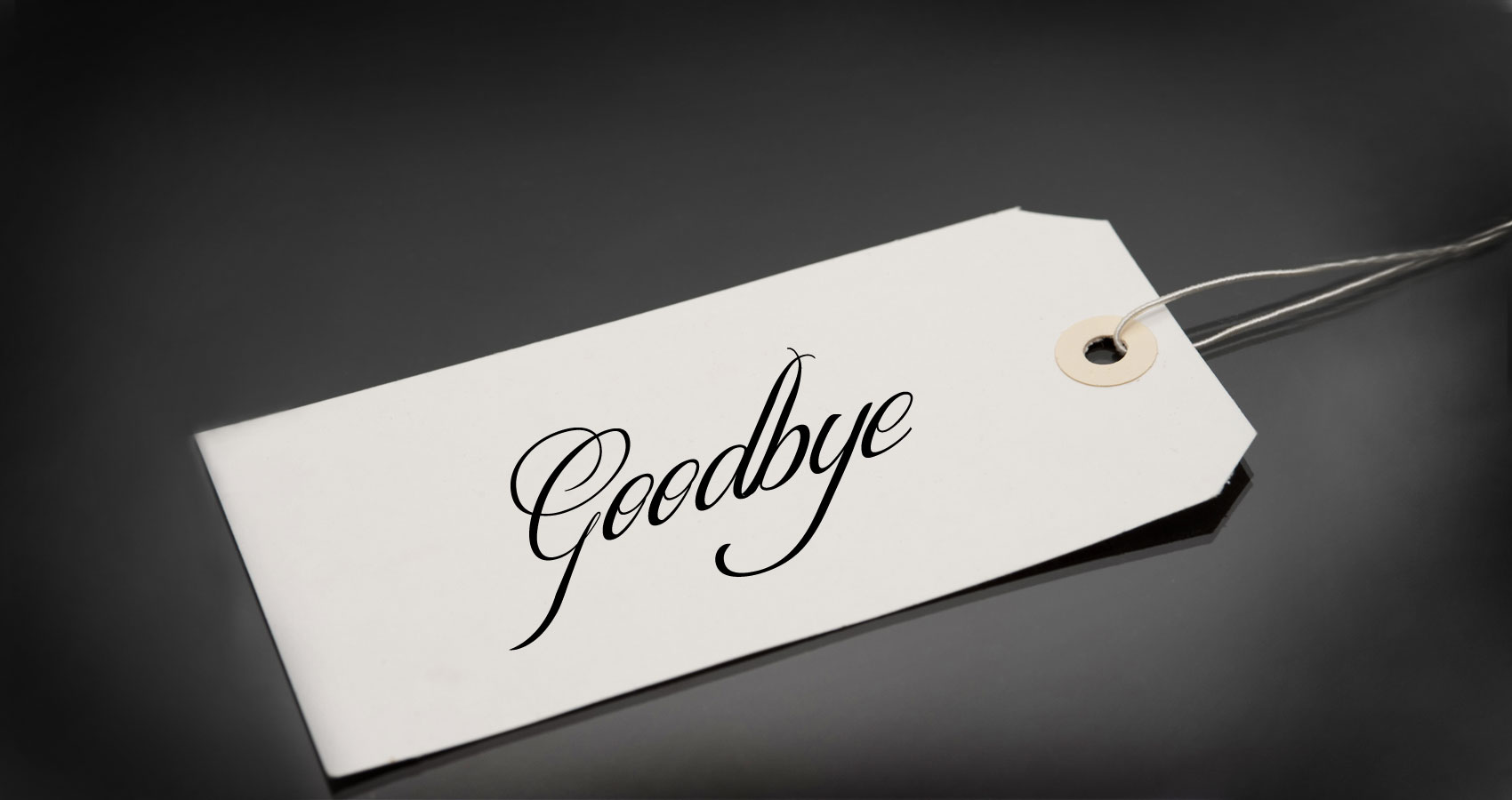 GOODBYE by Ingela at Spillwords.com