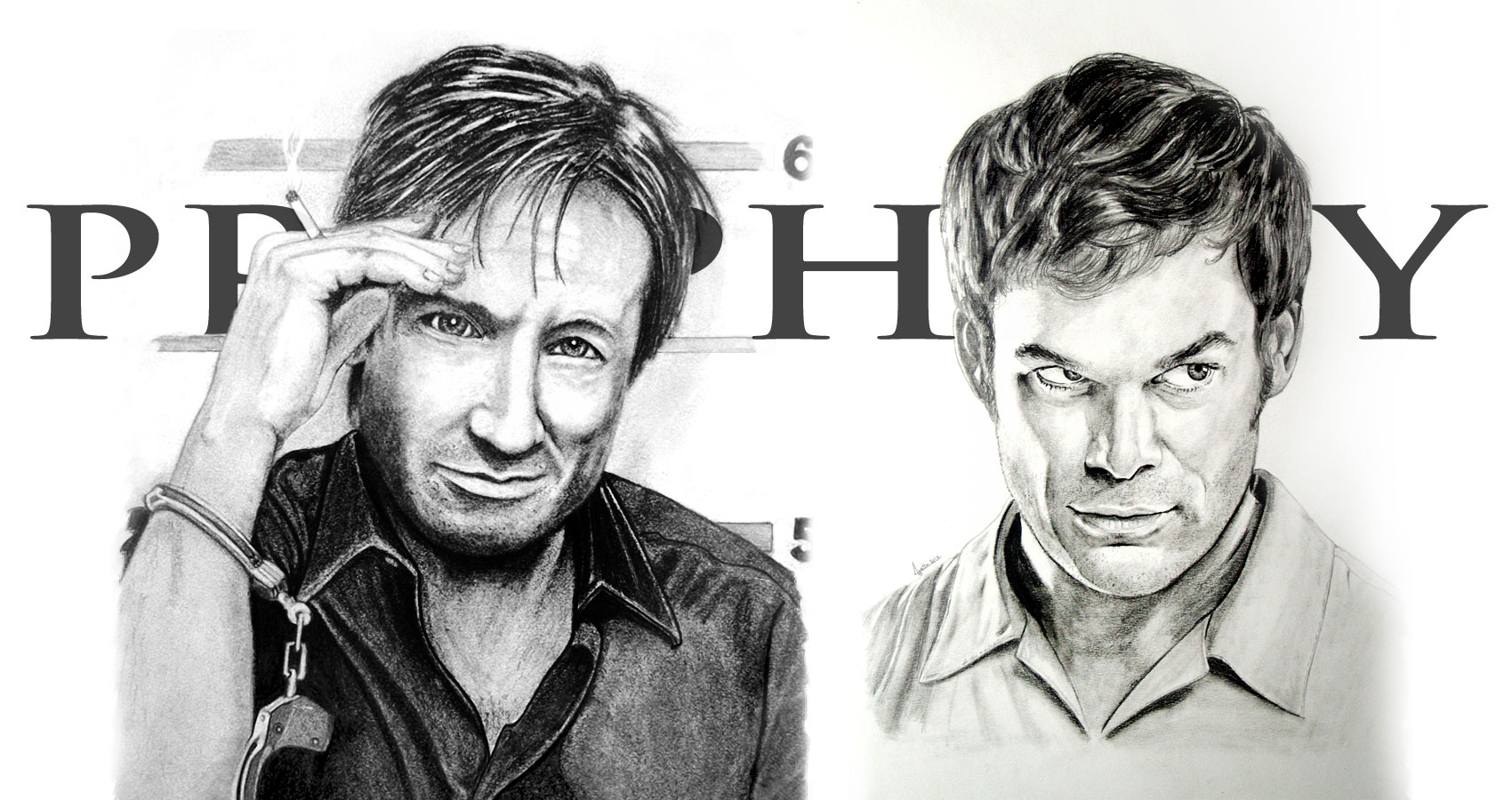 Hank Moody and Dexter Morgan (Prophecy) at Spillwords.com